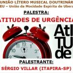 Reunião Lítero-musical Doutrinária ABRIL 2013