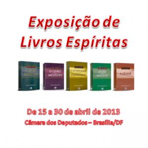 Exposição de Livros Espíritas 250x250