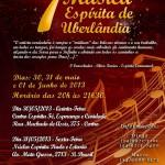 Mostra de Música Espírita de Uberlândia