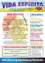 Jornal Vida Espírita maio 2013