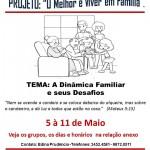 Semana Unificada Família e Evangelho