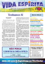 Jornal Vida Espírita Junho 2013