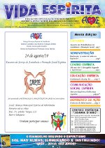 Jornal Vida Espírita Agosto 2014
