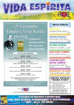 Jornal Vida Espírita Outubro 2014
