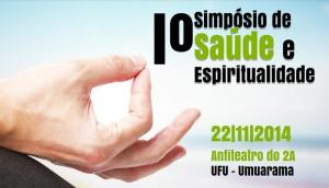 simposio saude espiritualidade ufu
