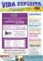 Jornal Vida Espírita Março 2015