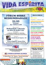 Jornal Vida Espírita Maio 2015