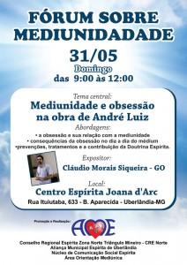 forum mediunidade AME 2015