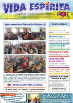 Jornal Vida Espírita Junho 2015