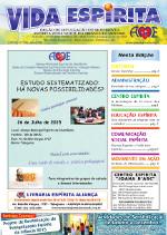 Jornal Vida Espírita Julho 2015