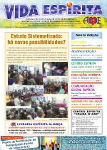 Jornal Vida Espírita Agosto 2015